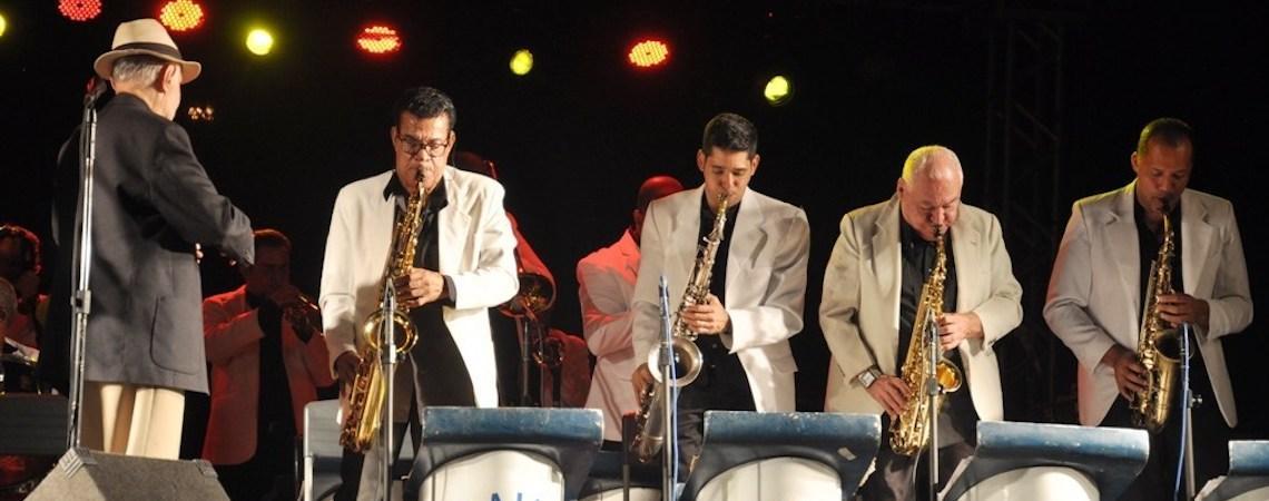 Orquestra Tabajara dá início às comemorações dos 32 anos do Projeto Venha Dançar