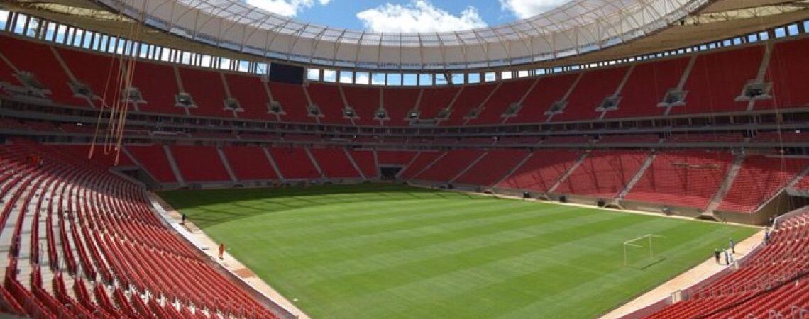 Vasco x Flamengo no Mané Garrincha. Ingressos estão à venda