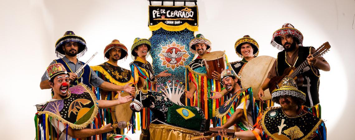 Pé de Cerrado comemora 20 anos com shows, DVD e muito mais