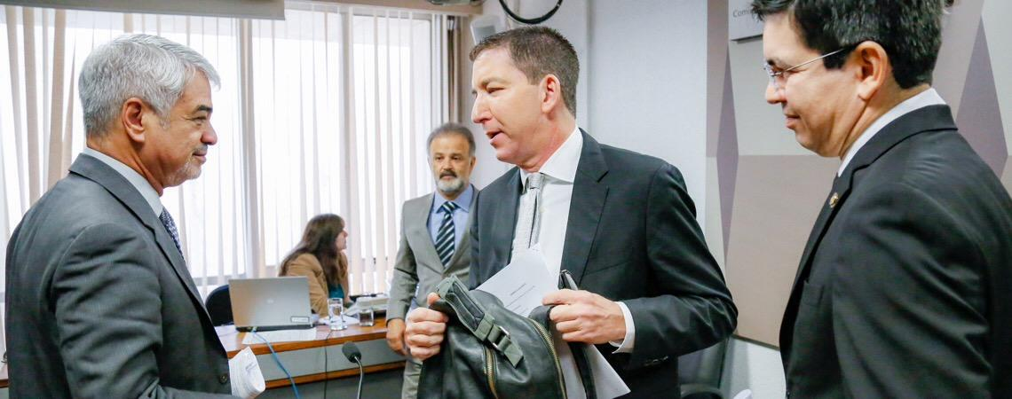 Glenn Greenwald no Supremo Tribunal Federal