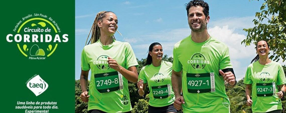 Praticar a atividade física. Corrida de rua é aliada da saúde e da mente