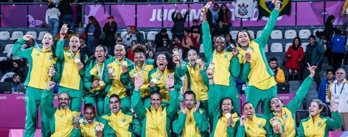 Brasil confirma melhor campanha em Jogos Pan-Americanos. Brasil conquistou 171 medalhas
