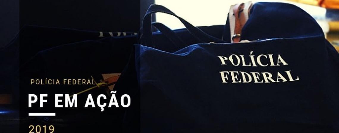 Polícia Federal brasileira reúne especialistas e mira combate ao tráfico, lavagem e facções do crime