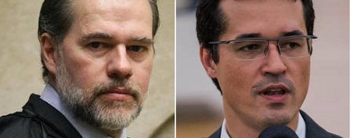 Ministro Dias Toffoli versus Força Tarefa da Lava-Jato