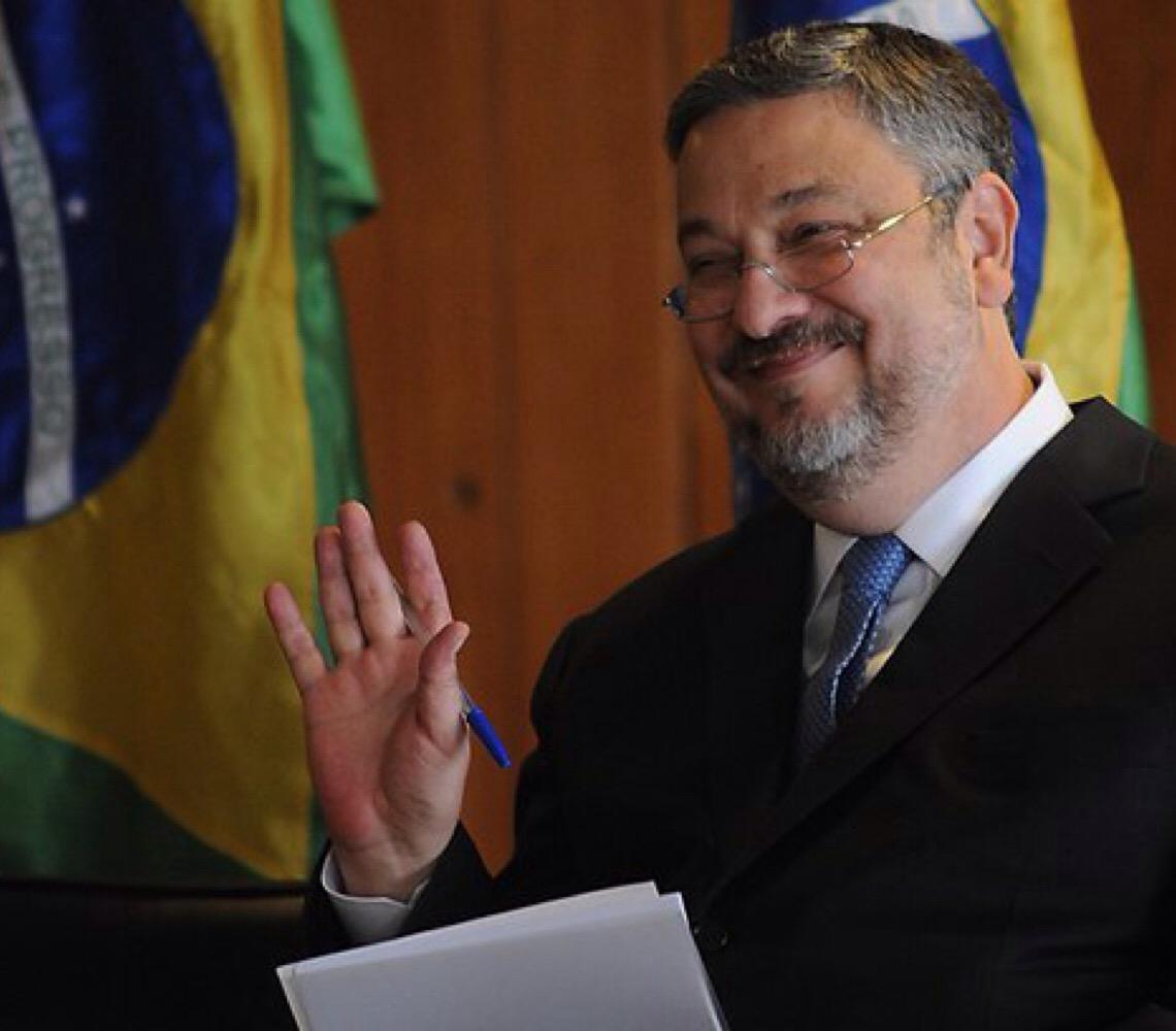 Em nova delação de Palocci implica Lula, Dilma, Gleisi, Lindbergh e outros petistas