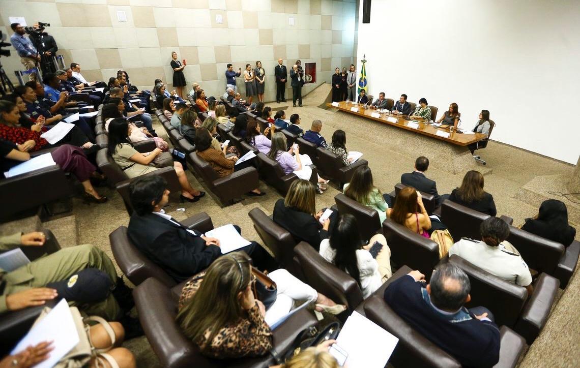 Governo discute sugestões para diminuir violência contra mulheres no Brasil