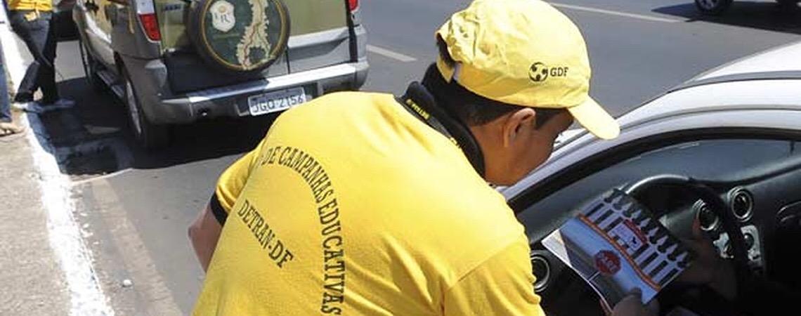Detran-DF muda trânsito em Taguatinga, Ceilândia, Sobradinho e no Plano Piloto durante fim de semana