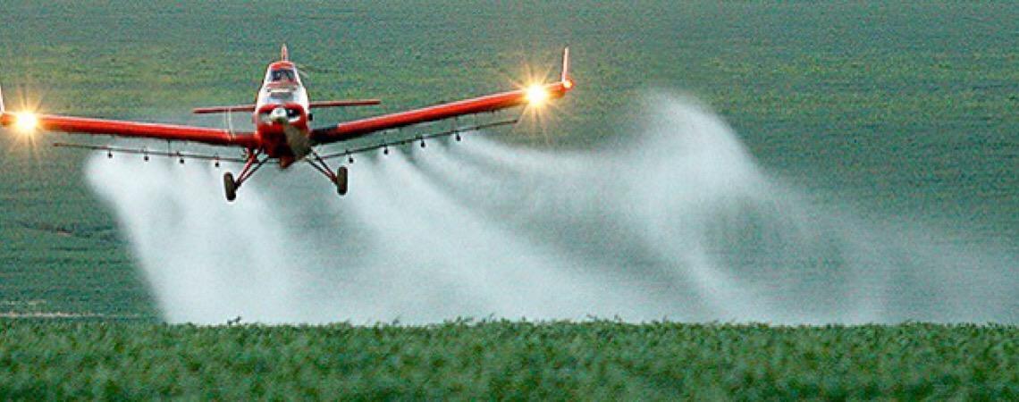 Juiz compara uso de agrotóxico a combate à dengue e livra fazendeiro de multa no Mato Grosso do Sul