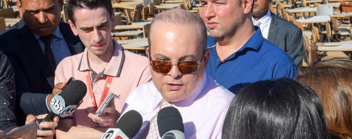 Auditores reagem a críticas do governador Ibaneis Rocha ao Tribunal de Contas da União