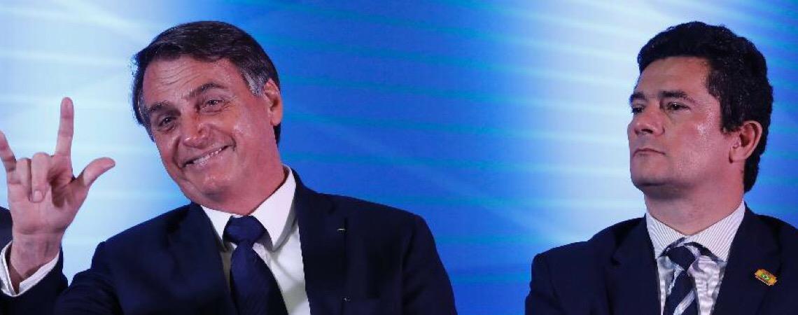 Intervenções de Jair Bolsonaro no Coaf e Polícia Federal aumentam desgaste de Sérgio Moro