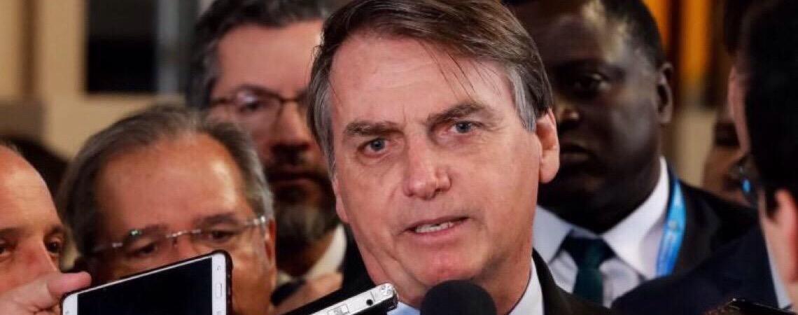 Jair Bolsonaro tem se dedicado nos últimos dias a constranger órgãos de controle e investigação