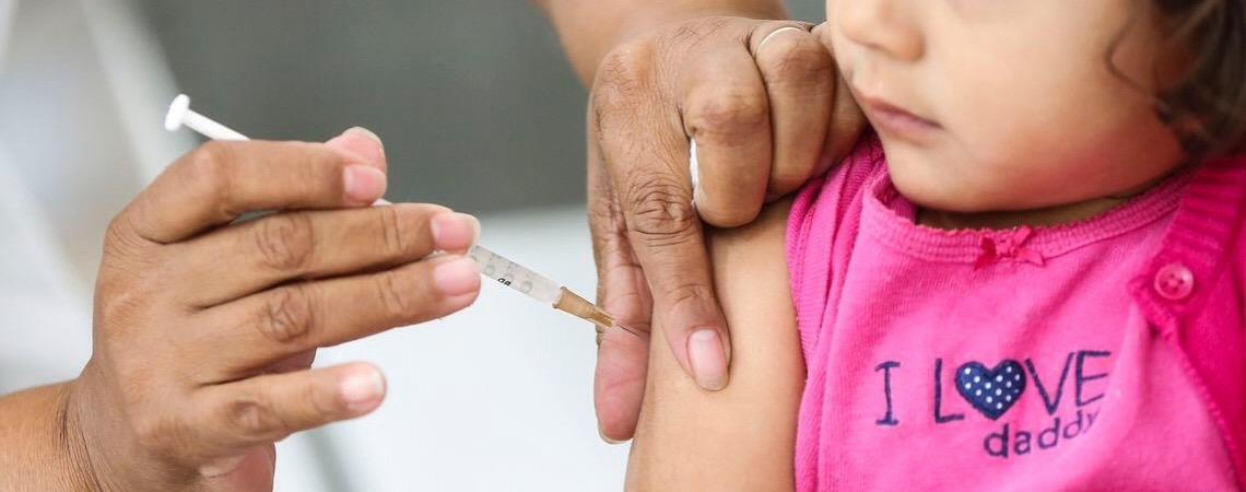 Ministério da Saúde recomenda dose extra contra o sarampo em bebês menores de 1 ano