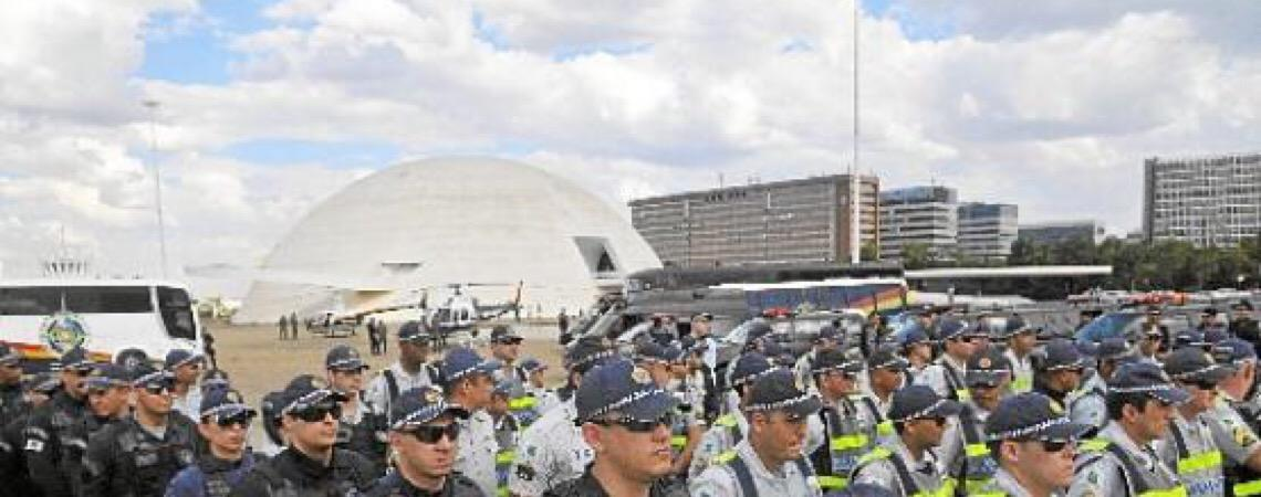 Governo de Brasília adia promoções da segurança e não reduz interstício de PMs e bombeiros