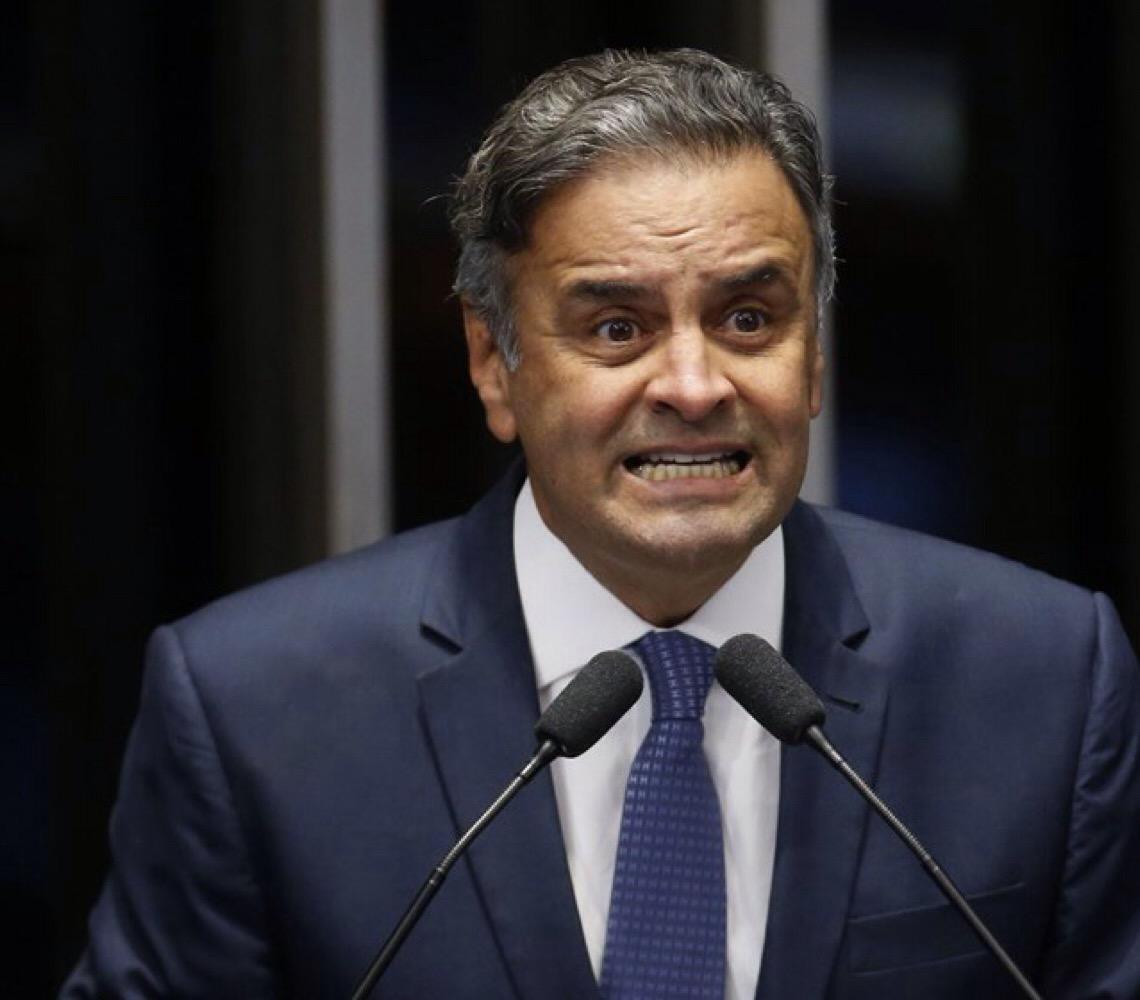 PSDB rejeita pedidos de expulsão de Aécio Neves e impõe derrota a João Doria