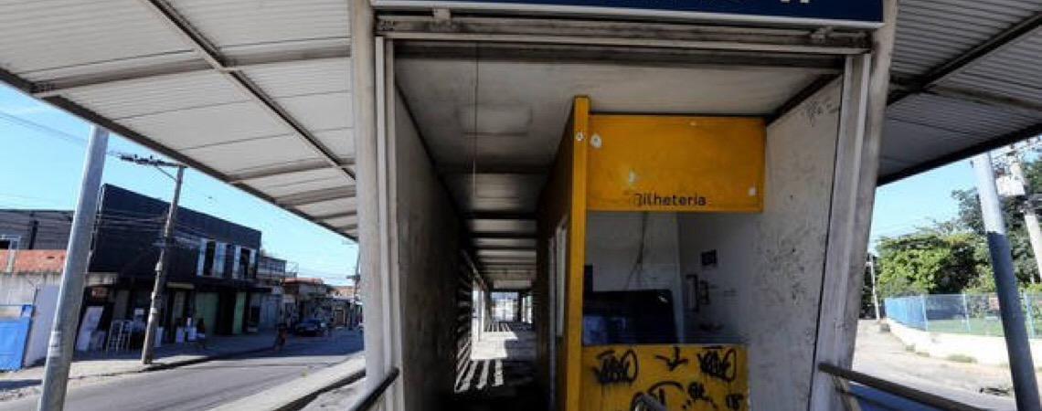Brasil tem 248 obras de mobilidade urbana paradas