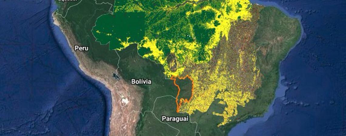 Edital do Ibama abre espaço para empresa dos Estados Unidos monitorar Amazônia