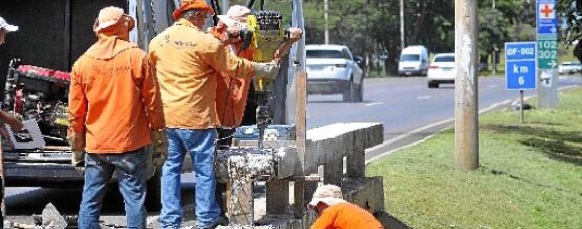 Mais de 110 mil servidores ativos do Governo de Brasília serão  recadastrados  a partir de segunda-feira