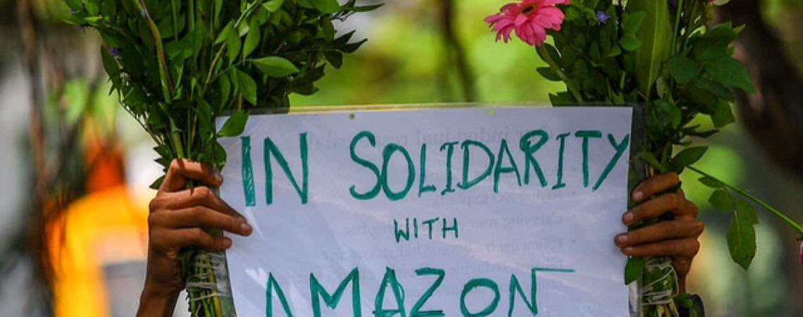 Manifestações pela Amazônia ocorrem em mais de 60 cidades do mundo; confira lista