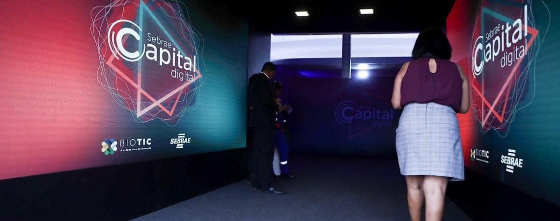 Sebrae Capital Digital lota o Biotic em Brasília