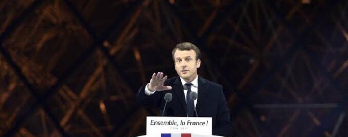 Emmanuel Macron anuncia R$ 91 milhões para combater incêndios na Amazônia