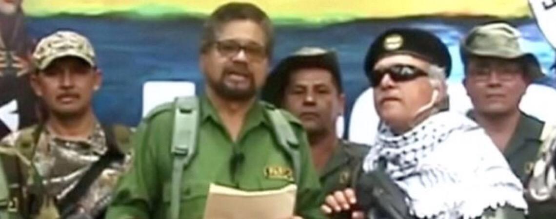 Modelo de guerra de dissidentes na Colômbia é contra 'políticos corruptos', diz analista