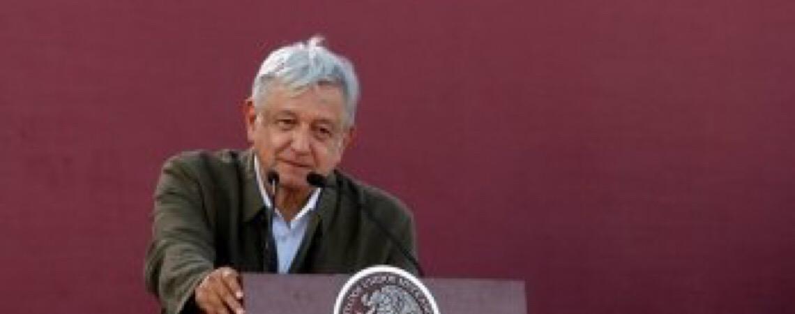 Presidente do México anuncia fim de 'guerra de extermínio' contra o crime