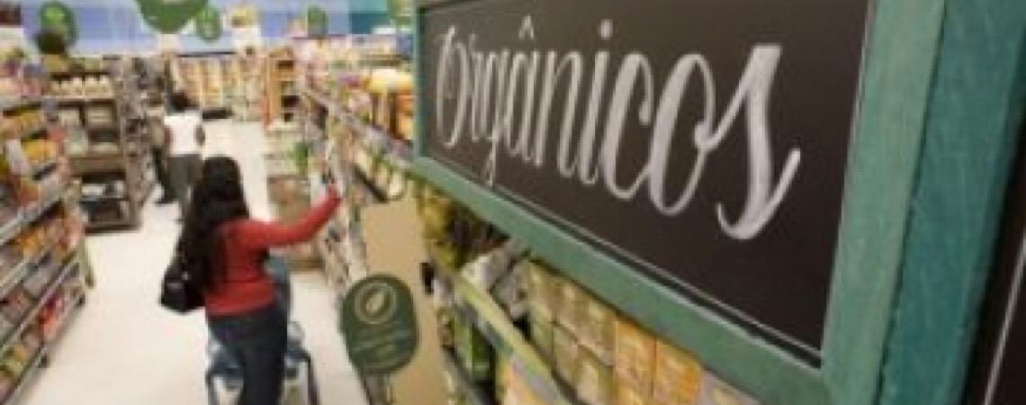 Consumo de produtos orgânicos cresce no Brasil, aponta pesquisa