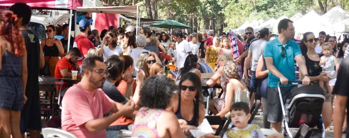 Food Truck Day leva o melhor da gastronomia de Brasília para o Parque da Cidade