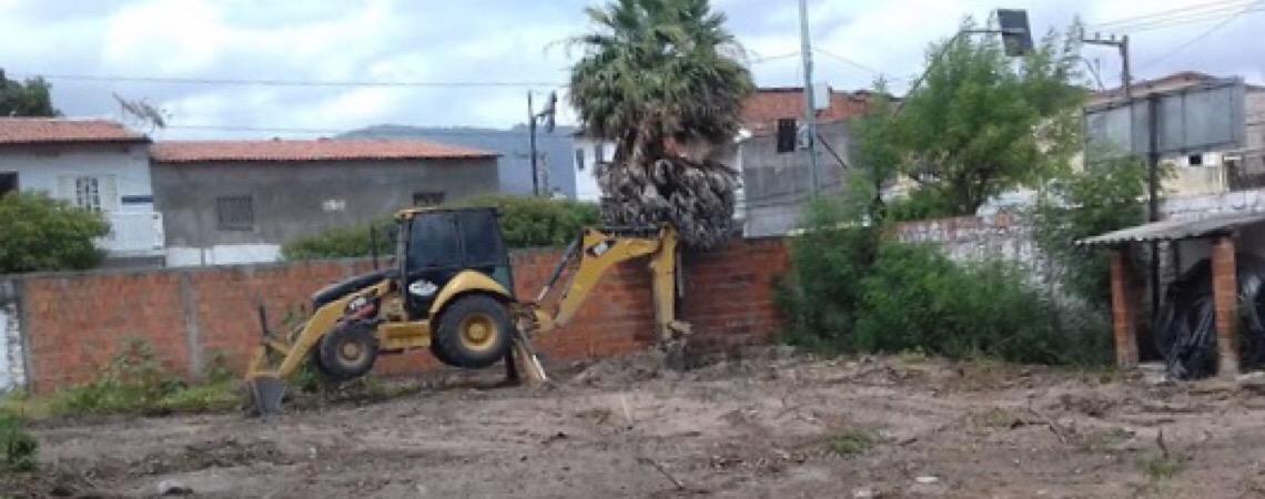 No Ceará. Empresa invade e destrói Espaço de Experimentação Agroecológica em Itapipoca
