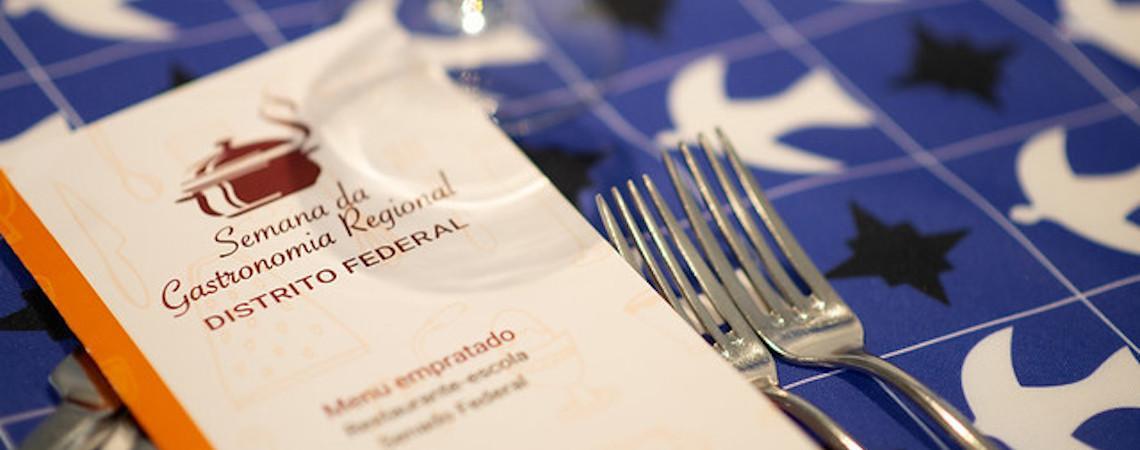 Semana de Gastronomia do Senac homenageia Athos Bulcão e culinária do cerrado