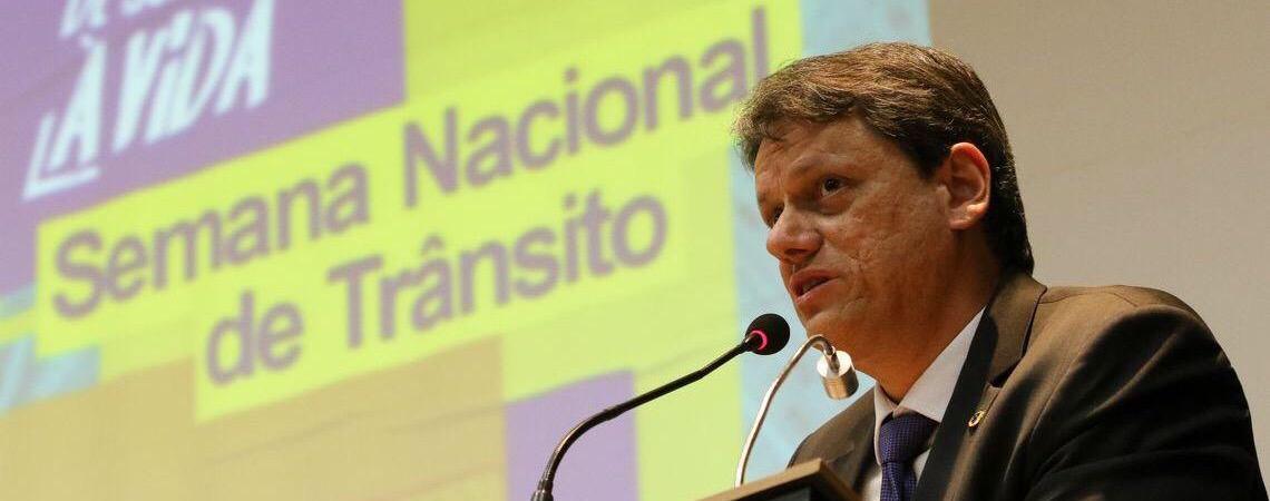 Semana Nacional de Trânsito é lançada em Brasília