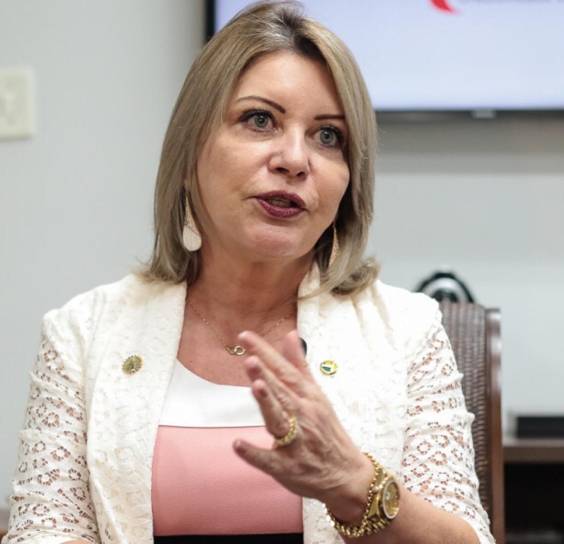 """Senadora do PSL relata ligação e grito de Flávio Bolsonaro para inviabilizar CPI da """"Lava Toga"""""""