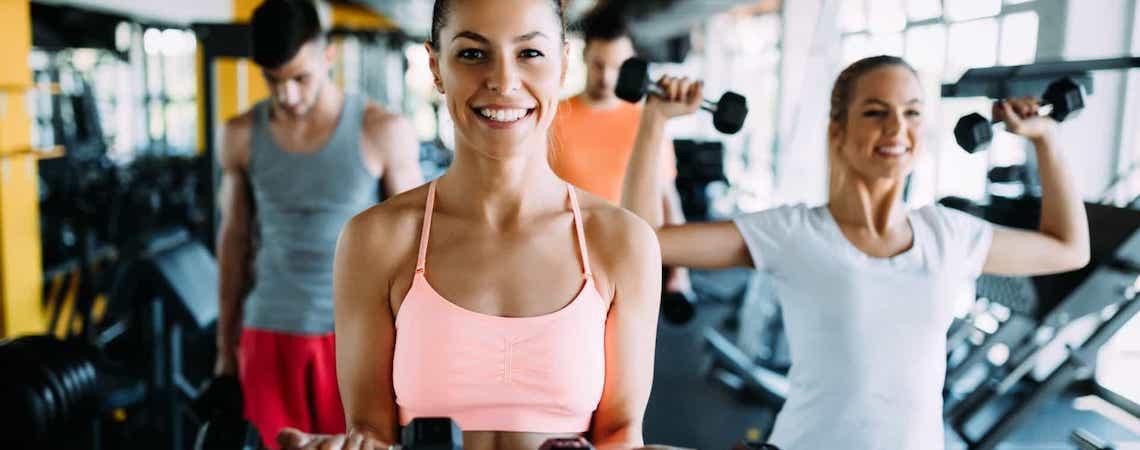Será que é normal não suar durante a prática de exercício físico?