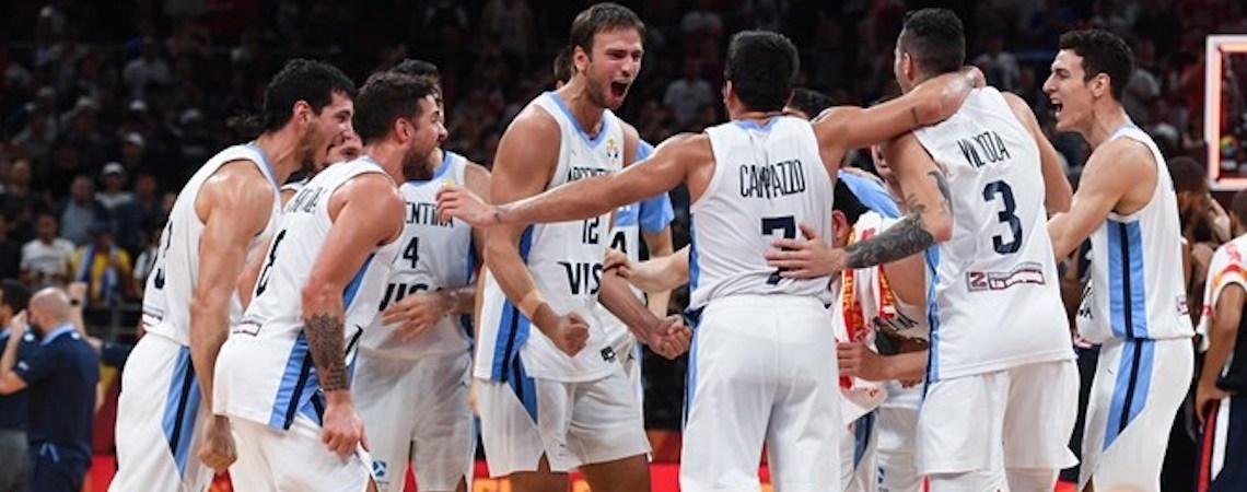 Espanha e Argentina disputam final inédita