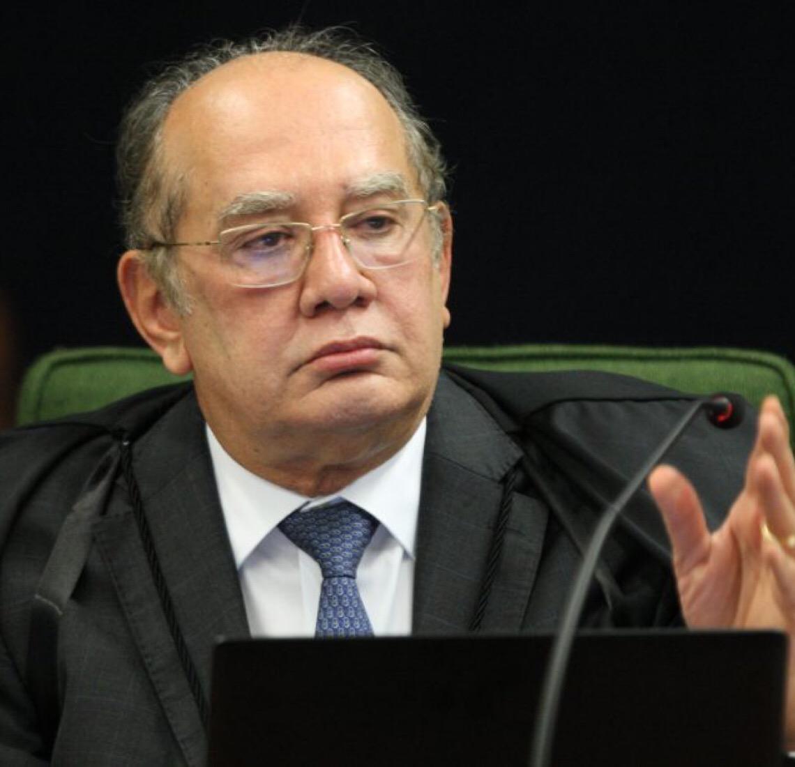 """Ameaça de Gilmar Mendes de barrar CPI da Lava Toga é """"grito autoritário de quem tem medo"""", diz senador"""