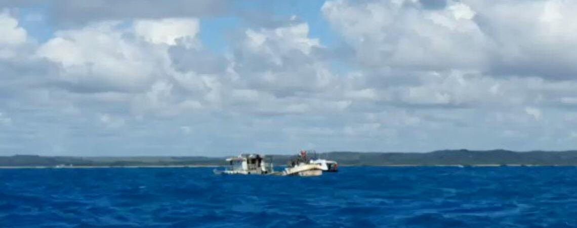 Navios são afundados em programa para revitalizar ecoturismo náutico no Brasil