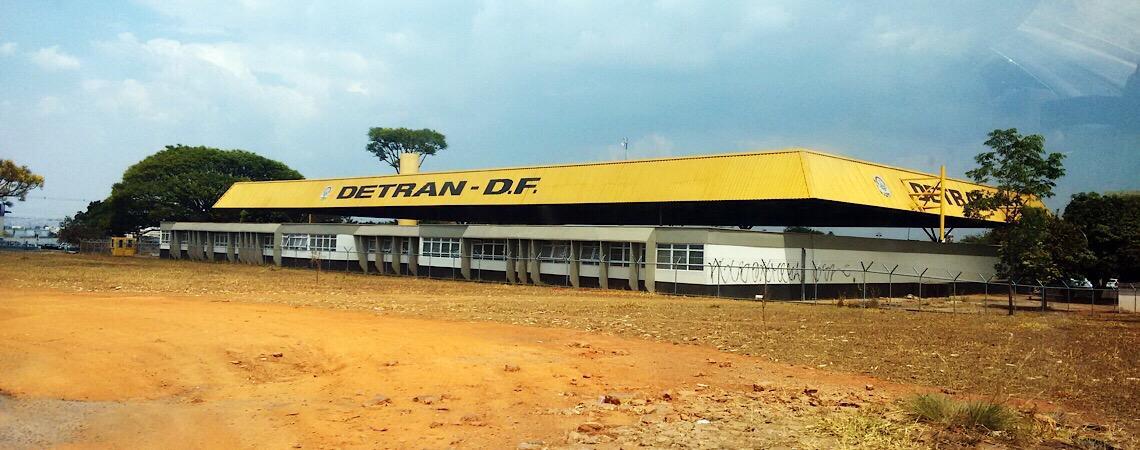 Em Brasília. Aluguel do Detran para serviço inexistente é alvo de processo no Tribunal de Contas