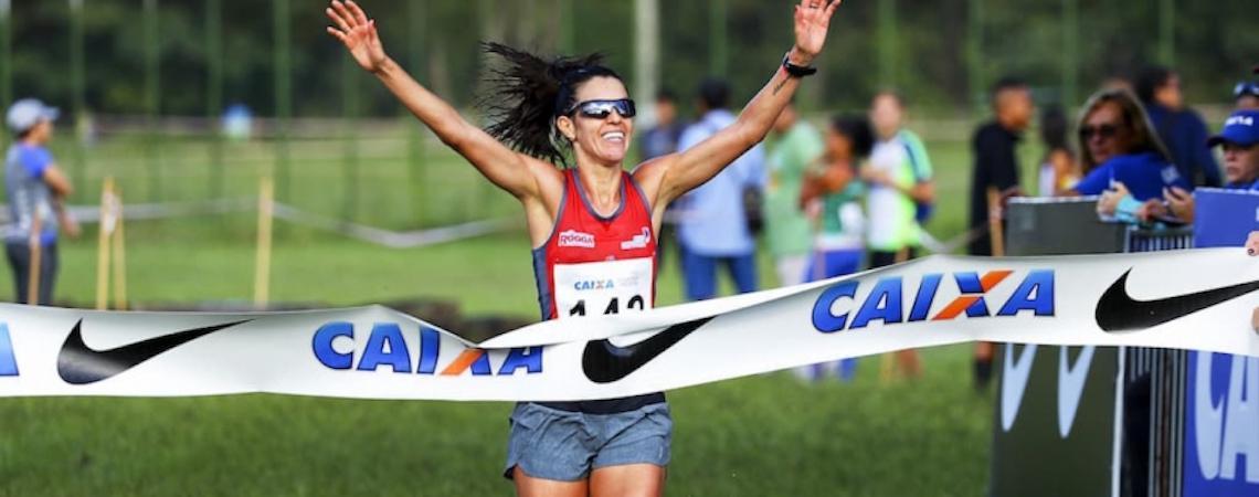 Edson Amaro e Simone Ferraz representam o Brasil no Sul-Americano de Maratona