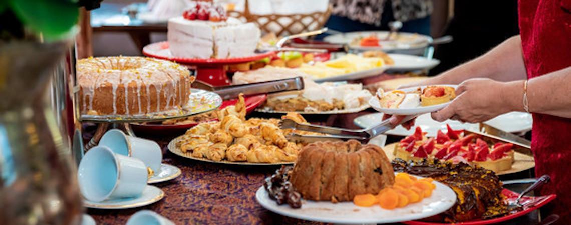 Delicatus Confeitaria promove chá da tarde no Empório Árabe