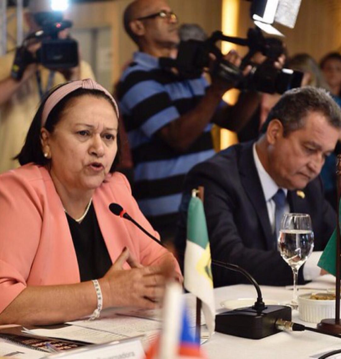 Governadores do Nordeste defendem menos impostos e combate à regressão fiscal