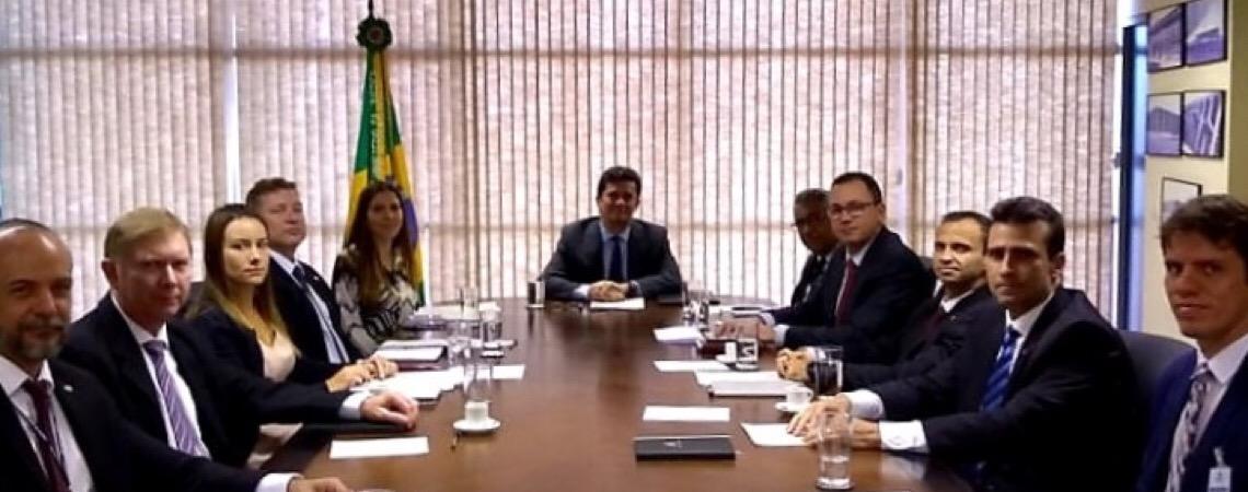 Tecnologias da PRF, SEOPI e SENASP são integradas para operacionalizar o maior sistema de monitoramento viário do Brasil
