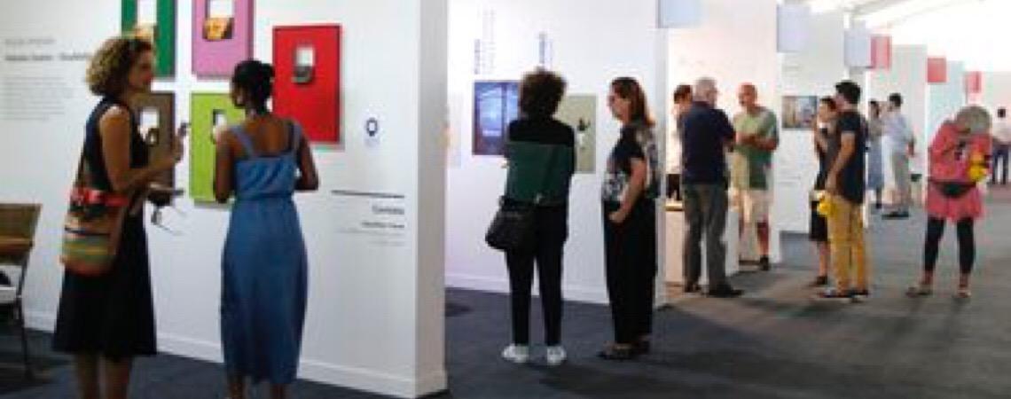 Feira no Rio de Janeiro discute novos públicos e práticas do colecionismo de arte