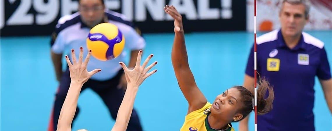 Brasil dominado pelos Estados Unidos na Copa