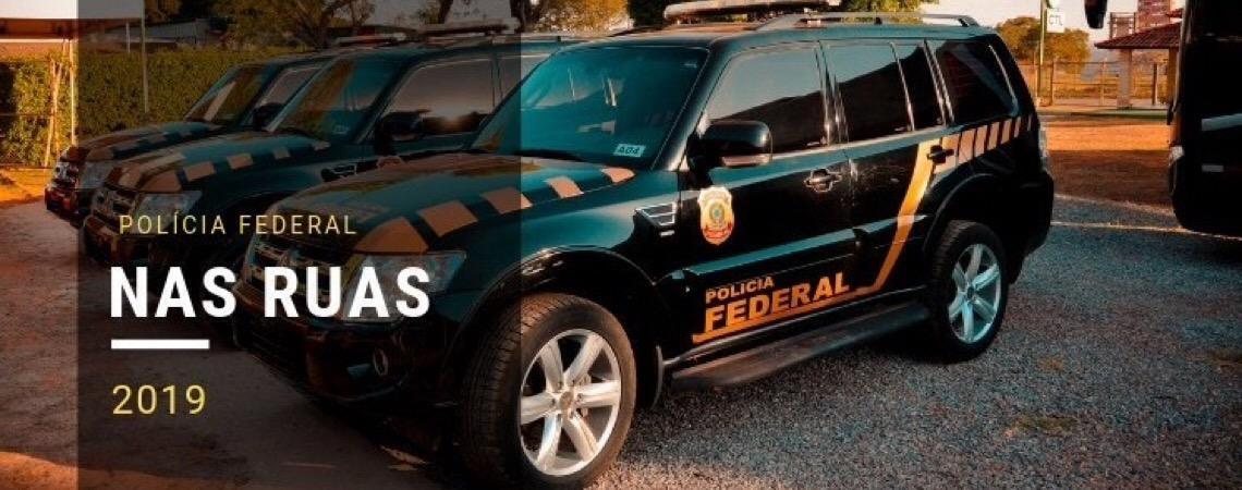 Polícia Federal deflagra segunda fase da Operação Spoofing