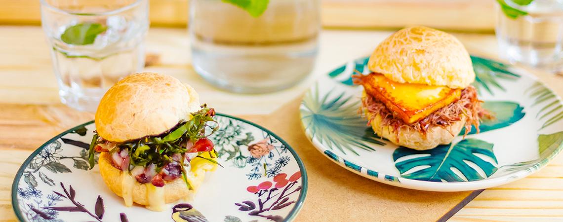Bem Te Vi Restaurante aposta em pães de queijos recheados