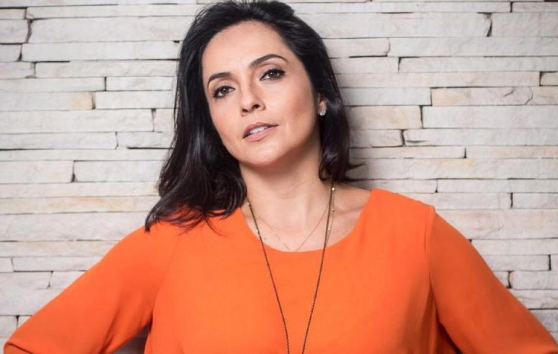 Após determinação da Justiça, Izabella Camargo é reintegrada ao Grupo Globo
