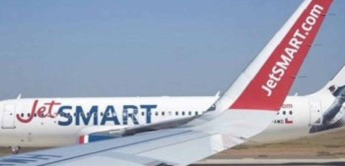 Aérea de baixo custo JetSmart começa a vender passagens no Brasil