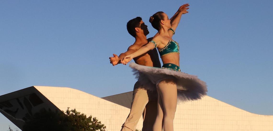 Arte no CAT: Última apresentação de balé dessa temporada será sábado (28)