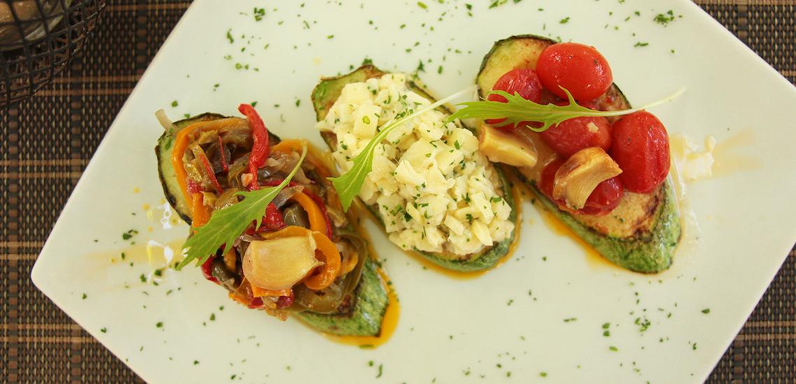 Santé 13 inova e cria menu com opções veganas