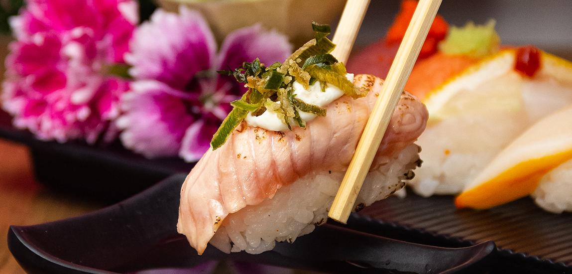 Kyuji Sushi leva culinária japonesa tradicional e contemporânea a Águas Claras
